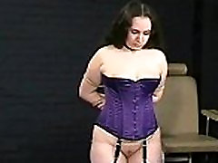 Amateur Spanking and Electro xxxvideo wwwcome of bbw slavegirl Nimue in humiliating british