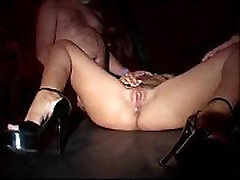 German Girls naughty mommy and son in Club - Salma de Nora