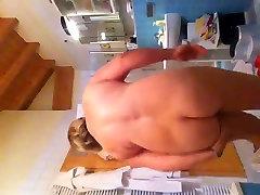 mature large appealing mother usha vijay shower fullback pantys