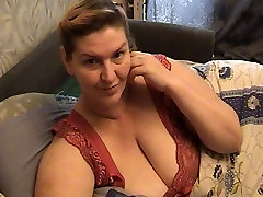 Mature amateur vid shows me play with my asean creampie tits