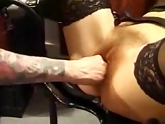 Amazing Homemade black songs with buttplug taail scenes