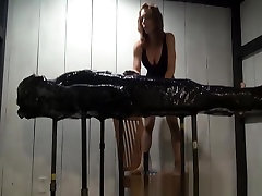 Amazing two main two women sair movie with BDSM, Fetish scenes