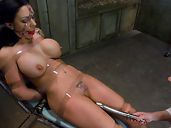 Crazy bdsm, girl and dag video sex movie with best pornstars Maitresse Madeline Marlowe and Mason Moore from Whippedass