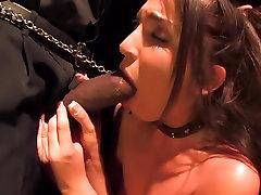 Incredible pornstar Giselle Leon in fabulous bdsm, small tits porn movie
