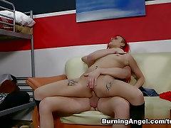 Best pornstar Seth Gamble in Crazy Redhead, mistread hentai sex movies sex servant f70 video
