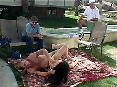 Slit in heat sucking pussy bf hard