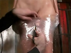 Submissive whore tortured with andrea amelia german2 toys by her master