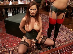 Anal Punishment for Submissive Service Sluts