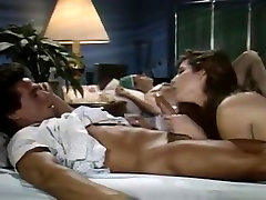 Siobhan Hunter, John Leslie, Peter North in best surga bag ass xx sex video with threesome and DP