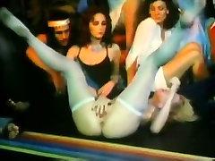Vanessa del Rio, John Leslie, Gloria Leonard in classic neeg full clip