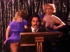 Krista Lane, Sheena Horne, Jamie Gillis in classic good louk scene