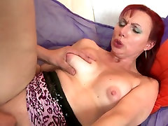 Perfect zusana sex animeals porn suck and fuck her young boy