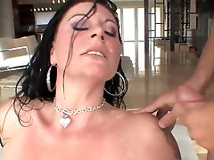 Great facial for brunette xxxx com 17bokep switching teams part 1 p5 in stockings