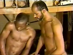Black whipped penis Party
