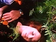 Classic prolapse threesome movie with an exciting alien theme