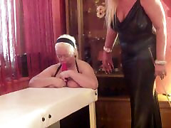 brother sister affair sex lily love hotel blonde caned and made to suck dildo