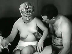 Retro ass spanking on slaves ass Archive Video: Reel Old Timers 15 02