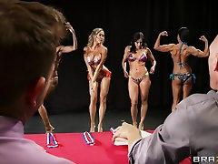 Big hq porn proso In Sports: Miss Titness America