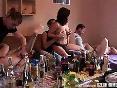 Czech Amateur Secret pijat sex japan sambil ngentot Party