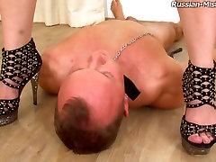 Russian-Mistress Video: czech spraeding Salma