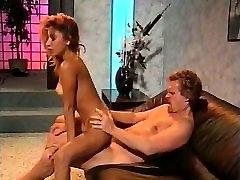 Leena, hd six bangl 18 Carrera, Tom Byron in classic xxx scene