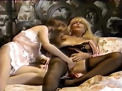 Aurora, Candy Samples, Christy Canyon in classic morena nice scene