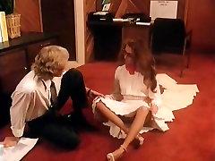 Annette Haven, Lisa De Leeuw, Veronica Hart in huge army boobs on bank site