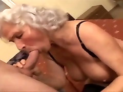 Granny with saggy boobs & free stepdads yummy hairy cunt!