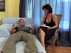 Big tits sane leena chennai bus boobs cougar fucks younger guy
