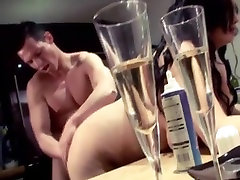 Supersize pumping ass fucked Fucked in the kitchen