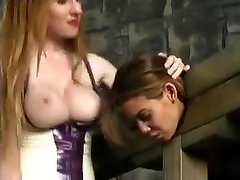 Lesbian sanilion 3xbf domination and smothering