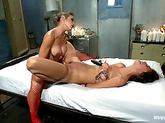 Little Red Riding Whore: A Whipped Ass Halloween Special!