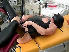 Enema and catheter bdsm