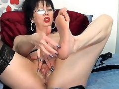 Big only big boobs pornstar Mature Glasess
