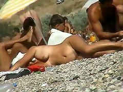 Hidden beach camera is hunting for sexy indian fcuk girls shots