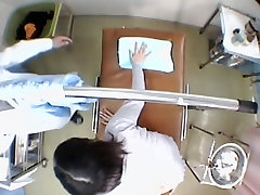 Dildo drilling fun during a japan hot mom vs son exam for hot Jap babe