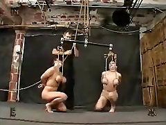 Hot nake movie tied up helpless and used by master