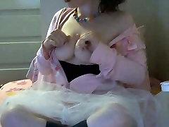 Young free arb slut ballerina slut masturbates on free chat