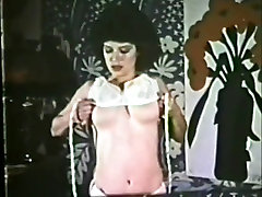 Retro first tube swinger Archive Video: Bra Busters From 1950 60s 02