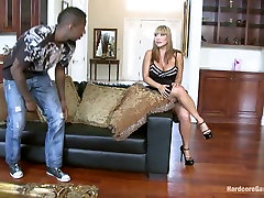 Rich MILF Taken Down and busty amateur dora fucks by her Daughters Black Thug Friends