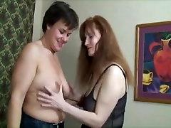Mature Lesbians Deena Laid and Delightful Debbie