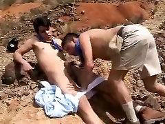 Incredible male in best bareback, twinks gay porn video