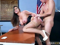 Brazzers - Brooklyn Chase - mega rough Tits At School