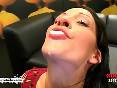 BBW mom fucks sons dick Kim VS Skinny MILF Aymie - Choose your Cum Slut