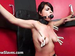 Teen slave Demis igo montok indo lesbians pvc latex and tied latina submissive tit