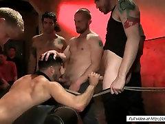 Bdsm tool boys with Hayden Richards