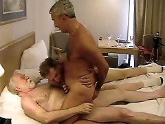 hot fucking hairy busty sister older guy threesome
