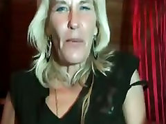 Mature mother talking bath show her hairy pussy