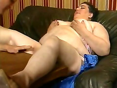UGLY SSBBW fast sex blackmail FUCKED IN ROOM