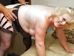 Mature & brutal ballbusting gay Slideshow